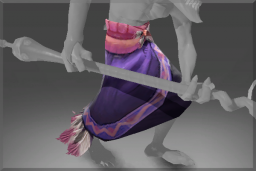 Cosmetic icon Ritual Skirt of the Father Spirits.png
