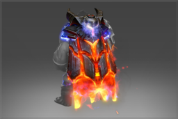 Cosmetic icon Mantle of the Cinder Baron Upgrade.png