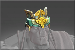 Cosmetic icon Vanquishing Demons Ritual Headgear.png