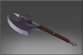 Heavy Steel Axe