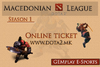 Macedonian Dota2 League