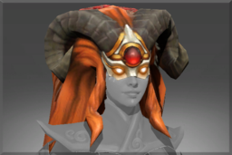 Cosmetic icon Headress of the Divine Flame.png