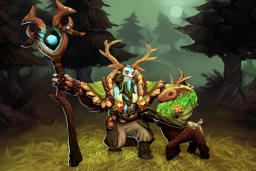 Cosmetic icon Father of the Forest Loading Screen.png
