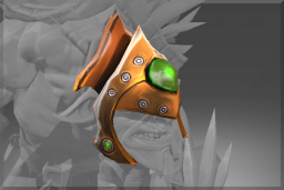 Cosmetic icon Emerald Frenzy Helmet.png