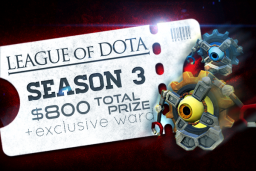 Cosmetic icon League of Dota Season 3.png
