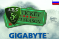 South Ural League Season 3 Ticket