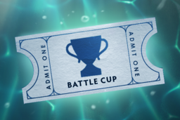 Cosmetic icon Weekend Battle Cup Ticket.png