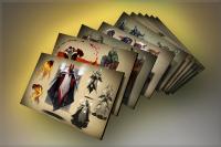 Portfolio of Heroes Envisioned