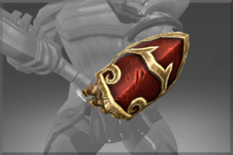 Cosmetic icon Armature of the Belligerent Ram Glove.png