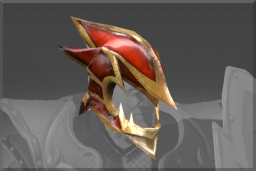 Cosmetic icon Dragonbone Helm of Sir Davion.png