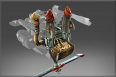 Sky-High Warship Munitions