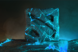 Cosmetic icon Crystallized Mana.png