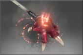 Darkclaw Emissary Staff
