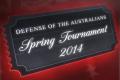 Defense of the Australians Spring 2014