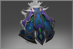 Cosmetic icon Cape of Fate Meridian.png