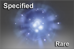 Cosmetic icon Specified Rare Item.png
