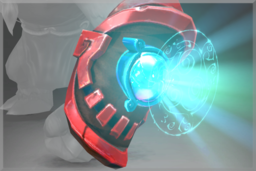 Cosmetic icon Bracers of the Cavern Luminar.png
