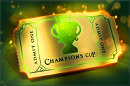 Fall 2016 Champions Cup Ticket
