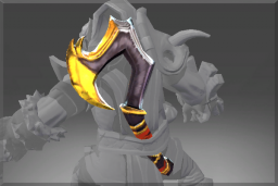 Cosmetic icon Golden Scythe of the Iron Claw.png