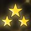 Tiny 3 Star Effect