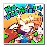 "Elisanne ""No worries!"""
