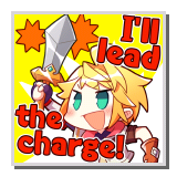 "Euden ""I'll lead the Charge!"""