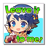 "Alfonse ""Leave it to me!"""