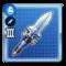 Chilly Chanterelle Dagger Icon