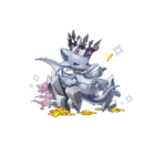 Silver Fafnir (Dragon)