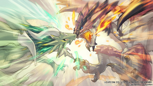 PromotionalArt Monster Hunter Primal Crisis (Jan 2020) Commemoration.png