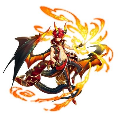 Prometheus - Dragalia Lost Wiki