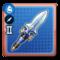Chilly Crimini Dagger Icon