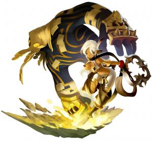 Spirit Dancer - Official Dragon Nest Wiki