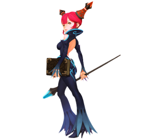 Sorceress - Official Dragon Nest Wiki