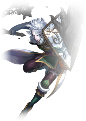 Paladin - Official Dragon Nest Wiki