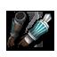Aqua Lancer Wrists