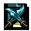 Aqua Aerial Blade