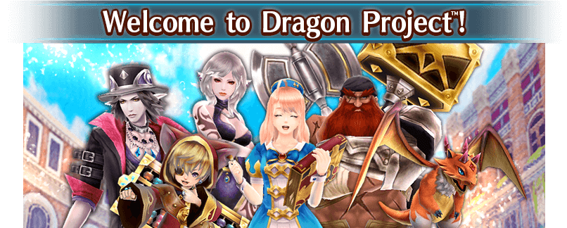 Welcome to Dragon Project!