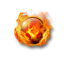 Giant Beast Fire Core