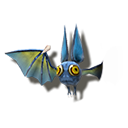 Giant Blue Bat