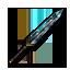 Aqua Bastard Sword
