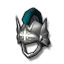 Aqua Lancer Helm