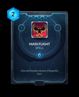 Mass Flight - Official Duelyst Wiki