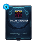 MECHAZ0R Progression.png