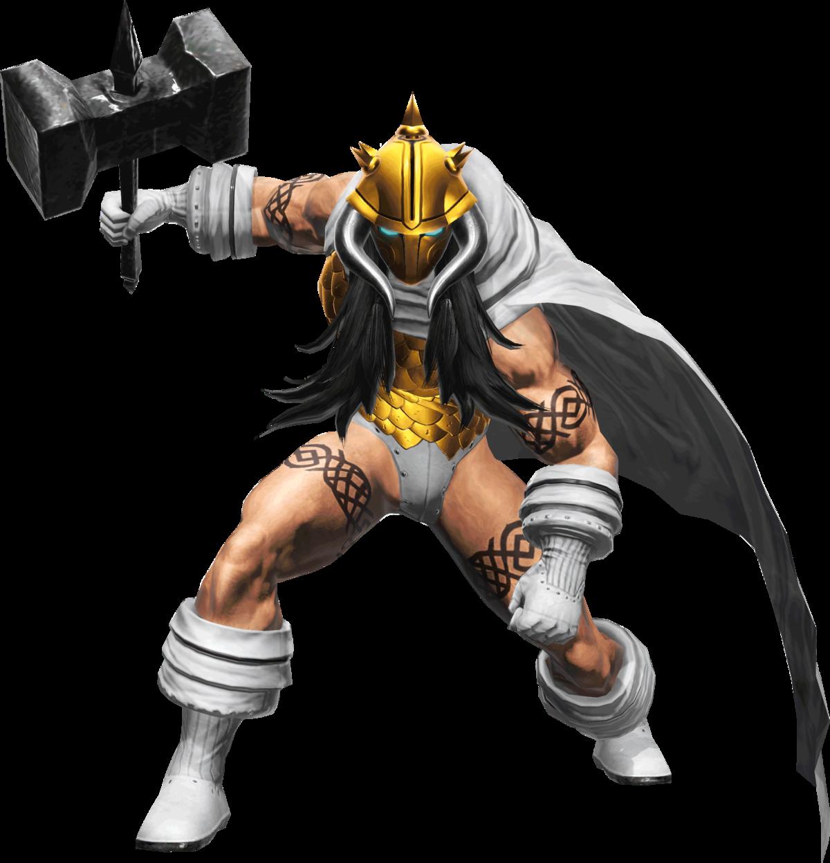 Thor - Shin Megami Tensei Dx2 Wiki