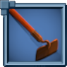 WoodenHoe Icon.png