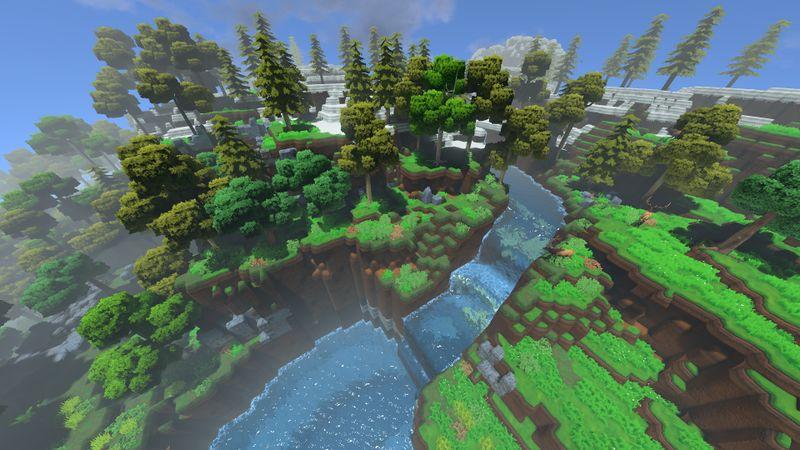 File:Mountain River Aerial.jpg