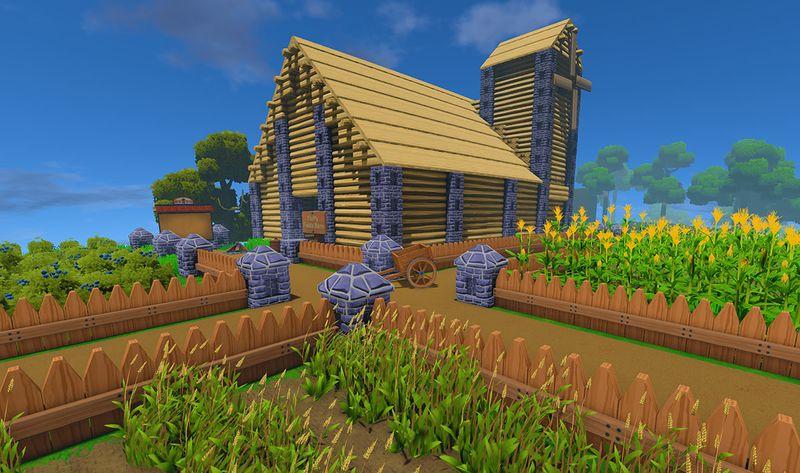 File:Agriculture Barn Windmill.jpg