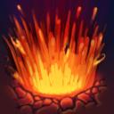 Ability Icon Burning Burn