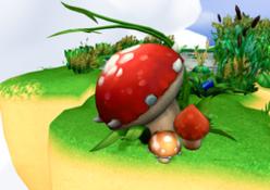 Jump Mushroom